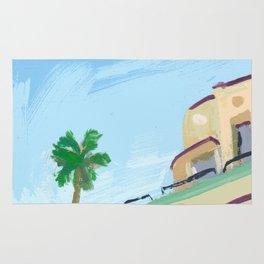 North Beach, Miami Rug