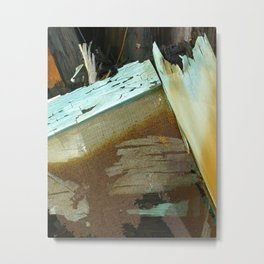 Framed Metal Print