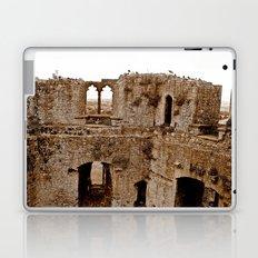 Castle Walls Laptop & iPad Skin