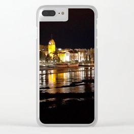 Joensuu Finland Clear iPhone Case