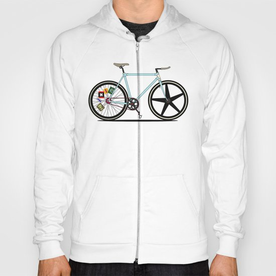 Fixie Bike Hoody
