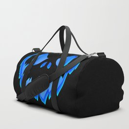 Blue Ghost Duffle Bag