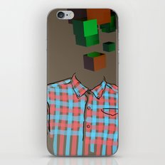 Camisa iPhone & iPod Skin