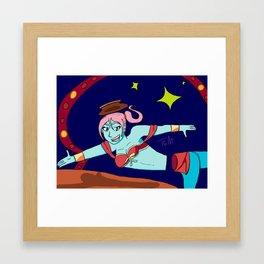 Genie Momoi Satsuki Framed Art Print