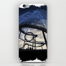 Roller Coaster iPhone Skin