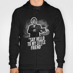 Badass 80's Action Movie Quotes - Scarface Hoody