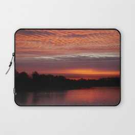 Red Sky Laptop Sleeve