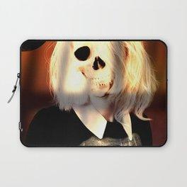 Skull graphic design Laptop Sleeve
