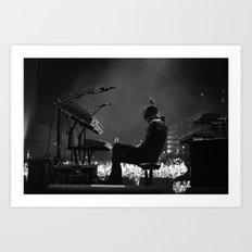 Sir Bob Rifo/Bloody Beetroots Art Print