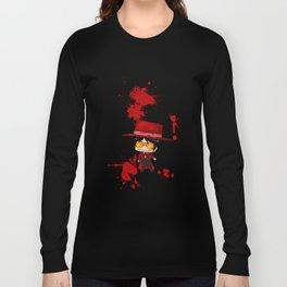 Chibi Alucard 3 Long Sleeve T-shirt