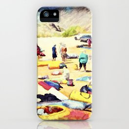 Grand Canyon Put In iPhone Case