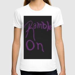 Rambling T-shirt