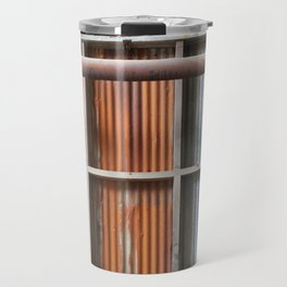 Rusty Blue Travel Mug