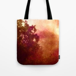 A Mid-Summer's Evening Tote Bag