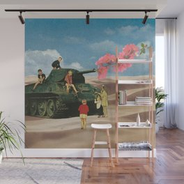 Love Not War Wall Mural