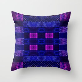 Quilt Square - MMB Throw Pillow