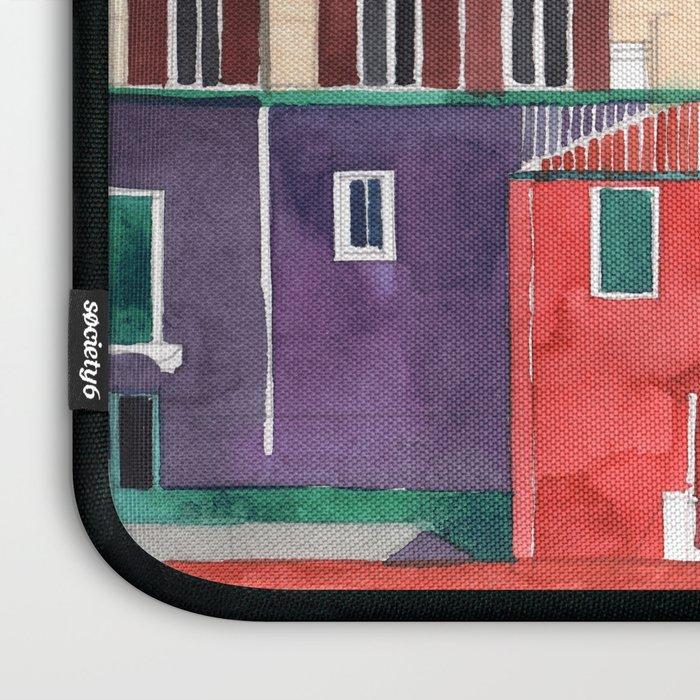 Cinque Terre Laptop Sleeve