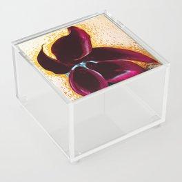 Calla Lilies Acrylic Box