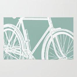 Bike L D uck Rug