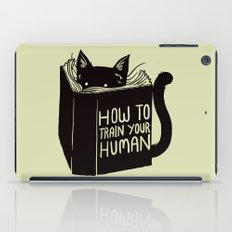 How To Train Your Human iPad Case