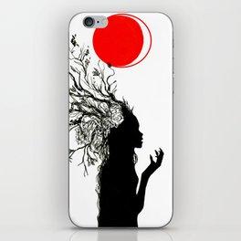 Fertile Mind iPhone Skin