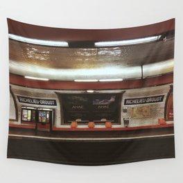 Richelieu-Drouot Wall Tapestry