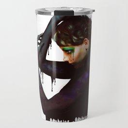 The Girl 2 Travel Mug