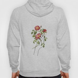 Flower in the Hand II Hoody