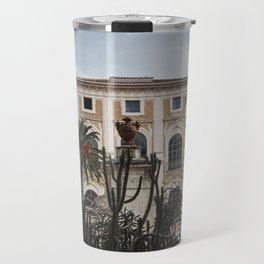 Welcome To Ma Crib Travel Mug