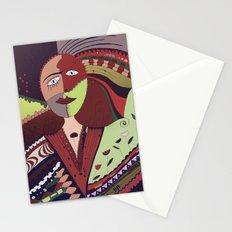 Vivid dreams Stationery Cards