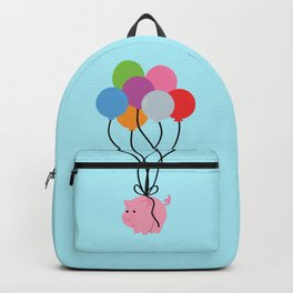 Pigs Can Fly Backpack