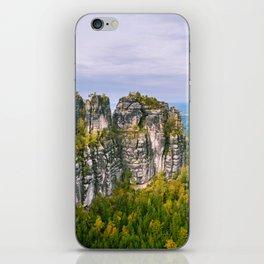 View from Schrammseine iPhone Skin