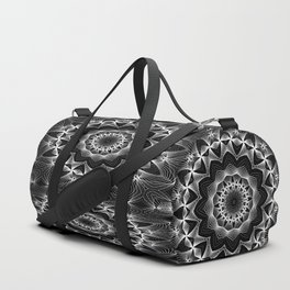 We're flying to Pluto Duffle Bag