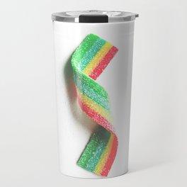 Candy Strip Travel Mug