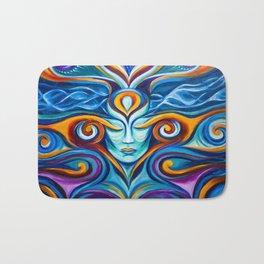 Creative Flow Bath Mat