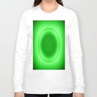 neon Long Sleeve T-shirts featuring Neon  by Simply Chic
