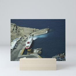 Crete, Greece 10 Mini Art Print