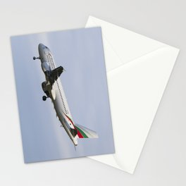 Bulgaria Air Airbus A320 Stationery Cards