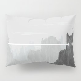 Pixel Art Landscape 005 Pillow Sham