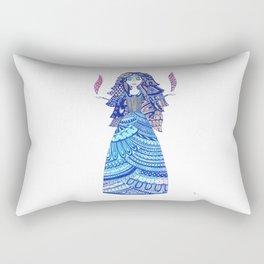Tomira the Enchantress Rectangular Pillow