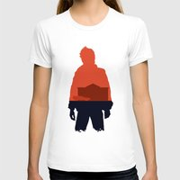 marty mcfly T-shirts featuring Marty! by JM Illustration