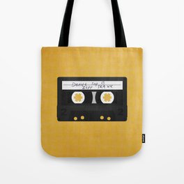 How To Say I Love You Tote Bag