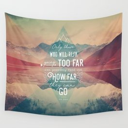 Adventure&Mountain Wall Tapestry