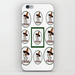 petro chico iPhone Skin