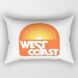 West Coast Rectangular Pillow