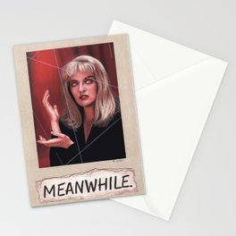 Meanwhile Stationery Cards
