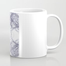 Threads Purple. Coffee Mug
