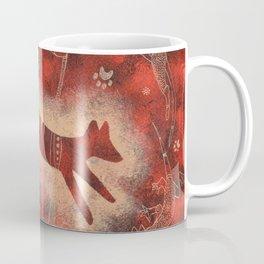 Last Tasmanian Wolf Coffee Mug