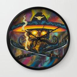 El Bandito Casual Wall Clock
