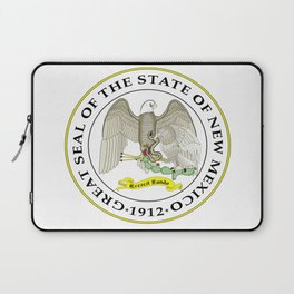 seal of new mexico Laptop Sleeve